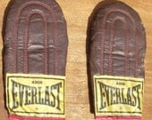 Everlast Leather Sparring Gloves