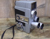 Revere Eye Matic 8mm Movie Camera