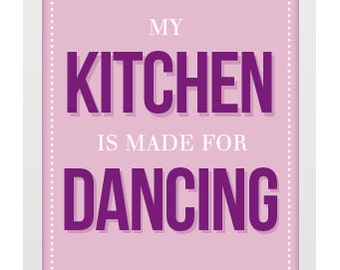 d2cb43e6 Typography Word Art Kitchen - Feed Kitchens