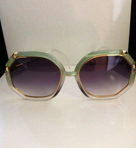 Vintage Ted Lapidus Sunglasses 85