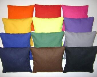 Cornhole Bean Bags Choice Of Colors 8 Top Quality Aca