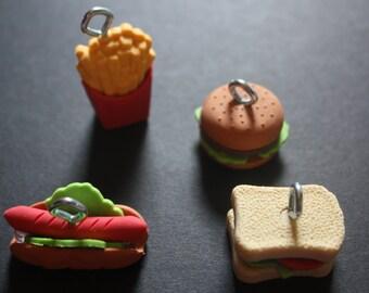Junk Food Foodie Necklaces