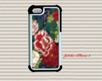 Exquiste Carnation Design iPhone Case 4, 4s, 5, 5C, 6, 6+ and Samsung Galaxy 3, 4, 5, 6, Edge