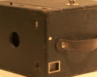 Rare Vintage Burke & James No. 3A CUB Box Camera