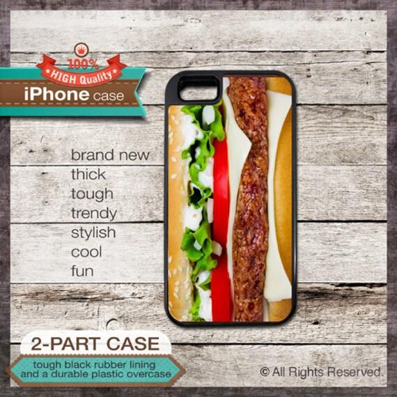 Hamburger design iPhone Case 140