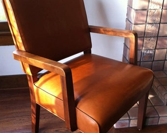 PRICE REDUCED - Vintage modern chair (1 available)