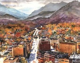 Patton Avenue - West Asheville