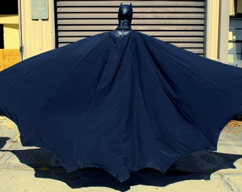 Batman Dark Knight Scalloped Cape