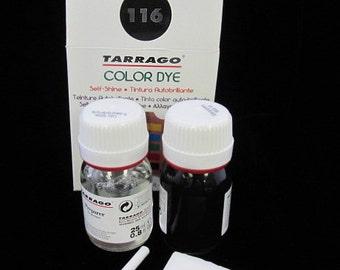 Deep Brown #116 Tarrago Self Shine Leather Dye