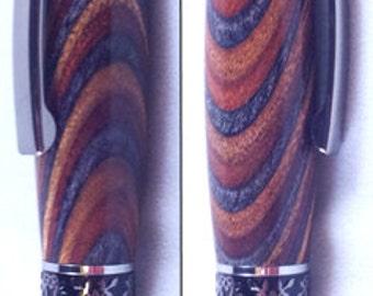 Executive Ballpoint Pen in Dymondwood