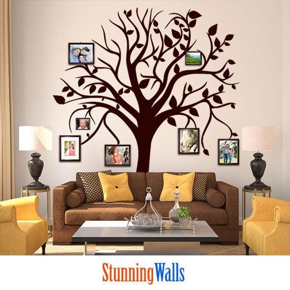 Tree wall decal uk