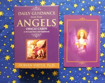 Reading- Daily Guidance- 1 Card