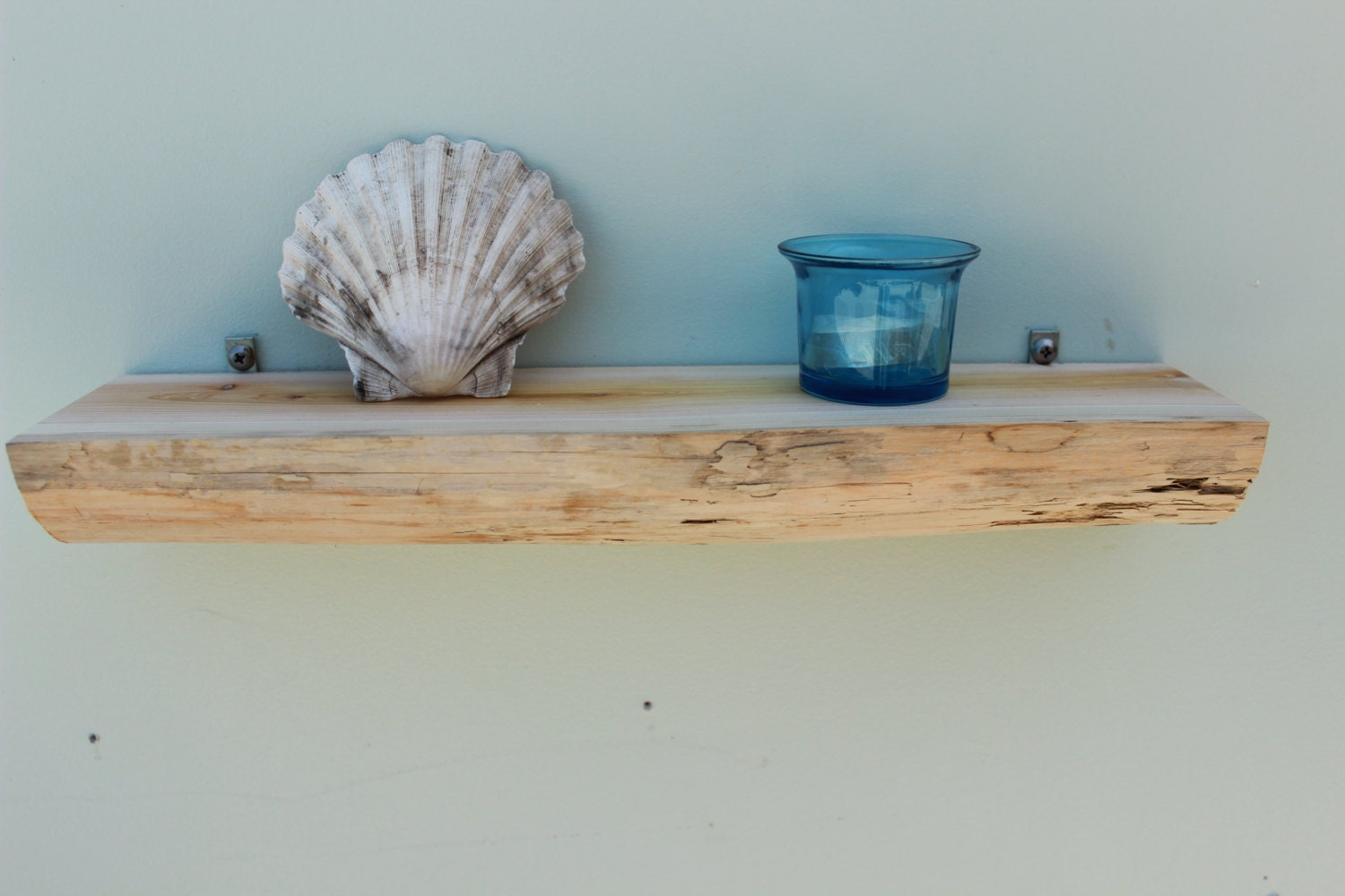 driftwood wall shelf driftwood display shelf