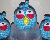 Angry Birds Blue Birds Set of 3