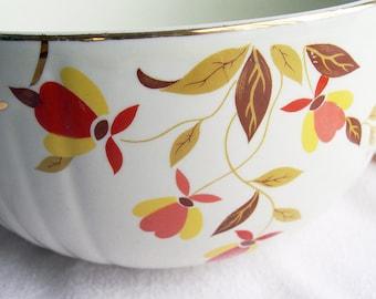 Jewel Tea Autumn Leaf Bowls