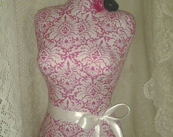 Boutique Dress Form Stand Jewelry Display Sewing Room