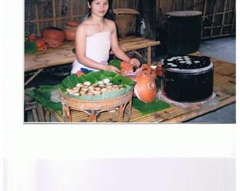 Bangkok girl.