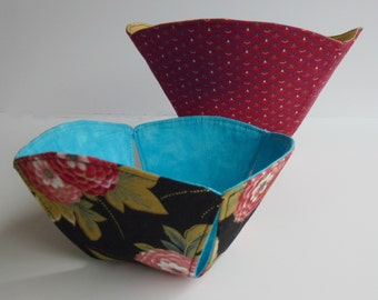 Fabric Bowl - PDF Sewing Pattern Download - 2 sizes