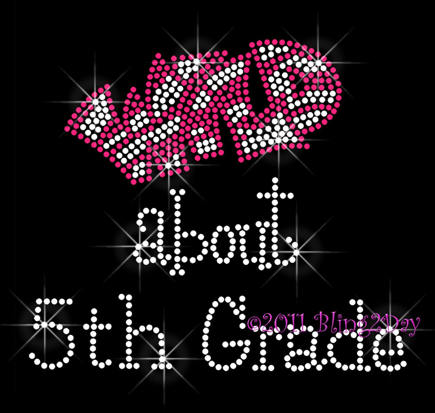wild about 5th grade fifth iron on fifth grade von blingplaza