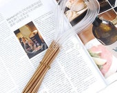 14 Pieces 14 Sizes 2.0mm-6.5mm 23.6 inch (Total Length ) Bamboo Circular Knitting Needles / Material: Bamboo and plastic tube