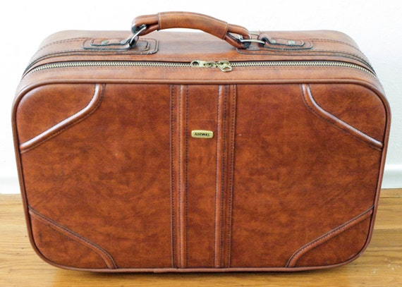 Vintage Travel Suitcase | Luggage And Suitcases