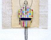 MIxed Media Art Doll Trutti
