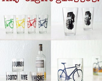 Any eight glasses