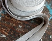 Linen bias tape -- width 2 cm or 3 cm