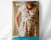 Washi Dress - Sewing Pattern