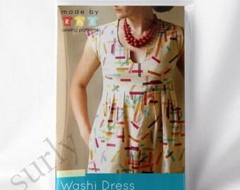 Washi Dress - Sewing Pattern