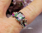Mystic Topaz, Rainbow Top...