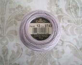 DMC Pearl Cotton Balls Size 12 - 3743 Very Light Antique Violet