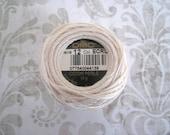 DMC 5201 Ecru Pearl Cotton Balls Size 12