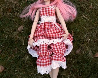 BJD Wardrobe Pattern for SD  60cm dolls