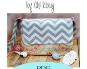 Messenger Bag Pattern, Diaper Bag Pattern PDF Sewing Pattern Ebook Sewing Tutorial DIGITAL FILE