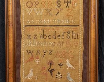 Antique Needlework Adaptation - Ohio Treasure