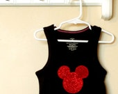 Mouse Inspired Sparkle Tank adult sizes