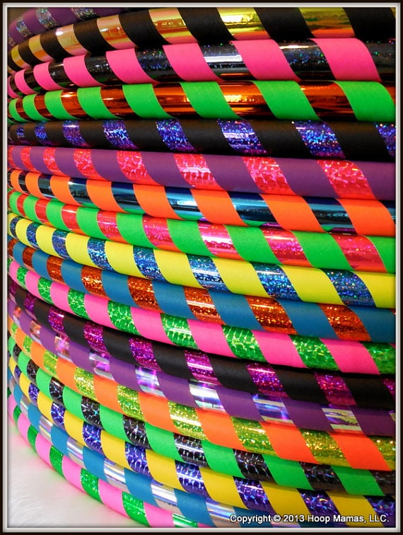 Design Your Own BUDGET Hoop - ANY Colors & Size - Largest Tape Selection AvAiLaBLe on EtSy and Over 15,000 Hoops Sold.