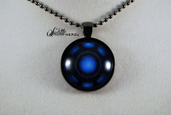 arc reactor necklace from iron by subtlenerd on etsy