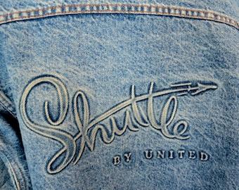 """The """"Shuttle"""" Jean Jacket"""
