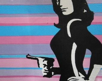 mod spy girl