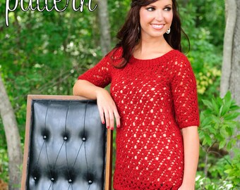 make your own Antilogy Sweater (DIGITAL KNITTING PATTERN) 7 sizes, xs to 2X