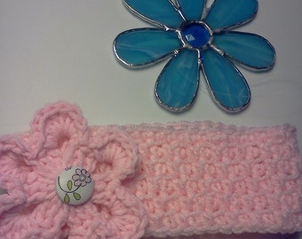 Headband, in Pink