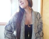 SALE vintage (oversized) bohemian Monto Par Le Chois II Sweater