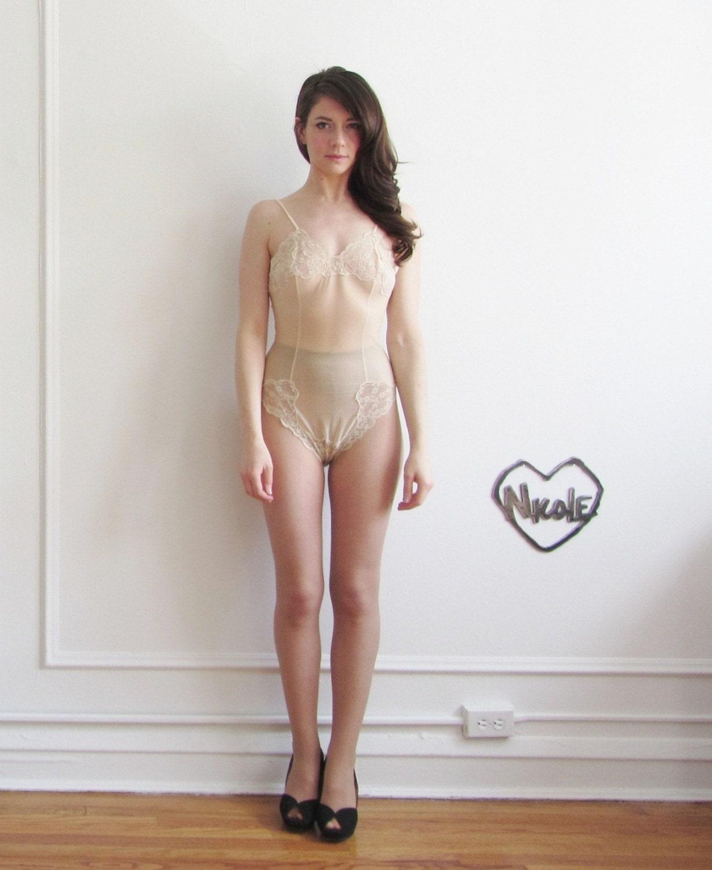 Adventure 1960S lingerie
