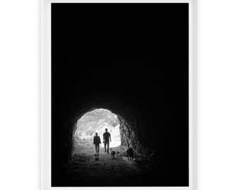 Los Angeles 5 (Cave) // Fine Art Giclée Print // Photography