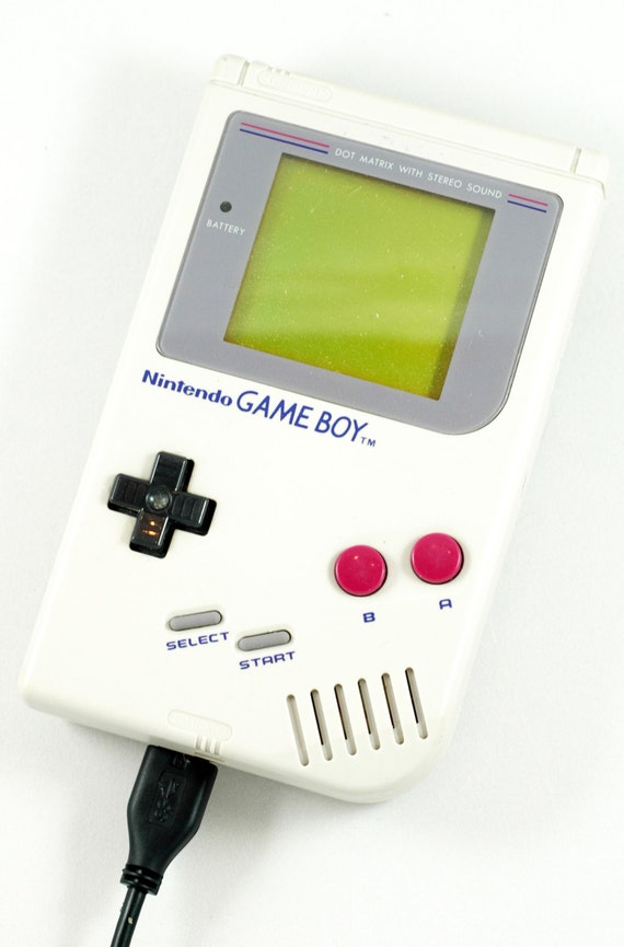 1TB USB 3.0 Game Boy Hard Drive by 8BitMemory