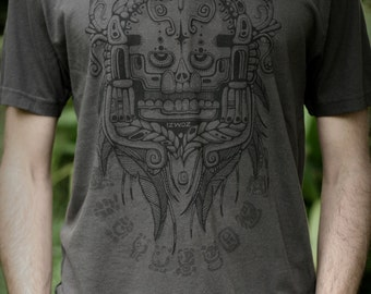 Males Fair Wear and Organic T-Shirt - Sothic skull