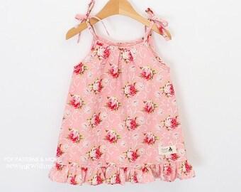 no 268 Florence Dress (3Y - 10Y) PDF Pattern