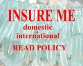 INSURANCE  domestic and international
